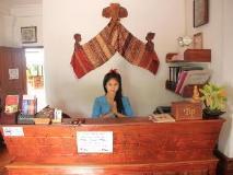 Villa Chitdara: lobby