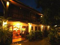Villa Chitdara: exterior