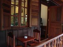 Villa Chitdara: balcony/terrace