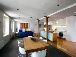 Sullivans Cove Apartments Hobart - Guest Room