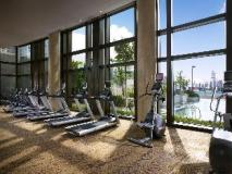 Harbour Grand Hong Kong Hotel: fitness room