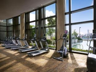 Harbour Grand Hong Kong Hotel Hongkong - Fitnessrum