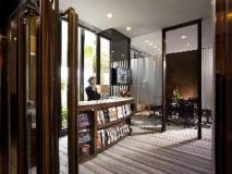 Harbour Grand Hong Kong Hotel: business center