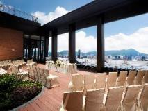 Harbour Grand Hong Kong Hotel: balcony/terrace