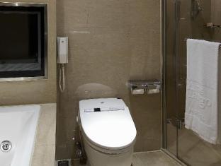Tango Hotel Taipei Nan Shi Taipei - Bathroom