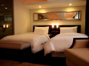 Gulliver's Tavern Hotel Bangkok - Gästezimmer