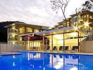 Airlie Summit Apartments Whitsunday Islands - حمام السباحة