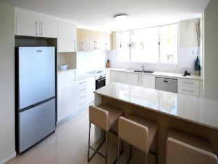 Airlie Summit Apartments Islas Whitsunday - Interior del hotel