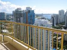 Contessa Holiday Apartments: balcony/terrace