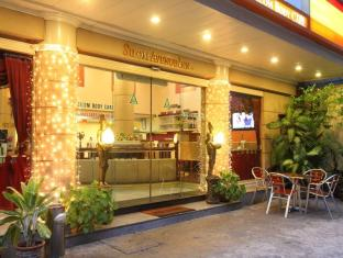Silom Avenue Inn Hotel Bangkok - Entrance