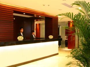 Baron Business Bund Hotel Shanghai - Reception