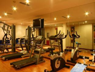 Baron Business Bund Hotel Shanghai - Fitness Room