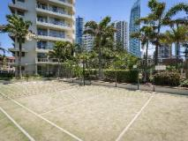 Surfers Beachside Holiday Apartments: recreational facilities