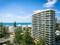Surfers Beachside Holiday Apartments: