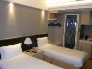 Pokój o podwyższonym standardzie z dwoma łóżkami