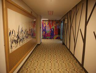 Eastgate Tower Hotel Seoul - Corridor