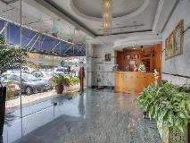 Al Diar Palm Hotel Apartments: reception