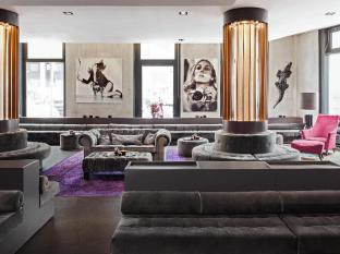 AMANO酒店 柏林 - 大廳
