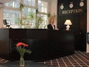 Hotel Kubrat Berlin - Reception