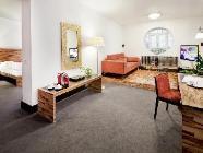 Suite 1 Schlafzimmer