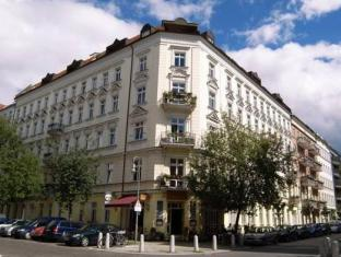 Pension Freiraum Berlino - Esterno dell'Hotel
