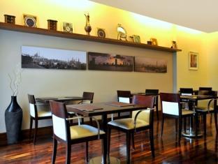 Staybridge Suites Citystars Hotel Cairo - Guest Dining Lounge