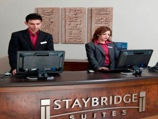 Staybridge Suites Citystars Hotel Cairo - Reception