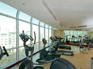 Chelsea Gardens Hotel Apartment Dubajus - Sveikatingumo kambarys