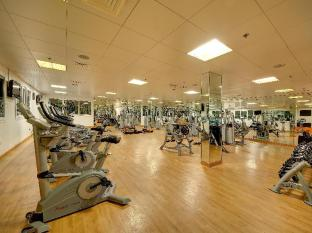 Al Khoory Hotel Apartments Al Barsha Dubai - Gym