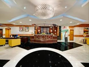 Al Khoory Hotel Apartments Al Barsha Dubai - Reception
