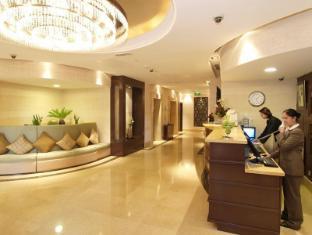 Suha Hotel Apartments Dubai - Reception