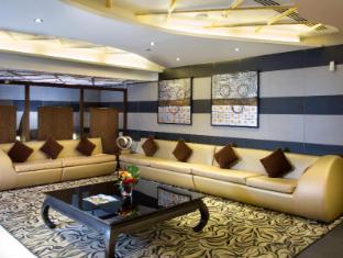 Al Waleed Palace Hotel Apartments Bur Dubai Dubai - Lobby