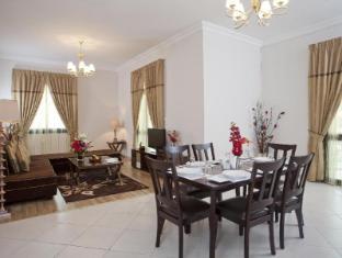 Al Waleed Palace Hotel Apartments Bur Dubai Dubai - Hotel interieur