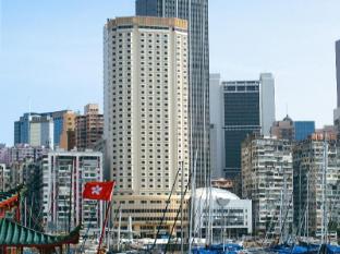 The Excelsior Hong Kong Hongkong - Hotellet udefra