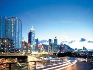 The Excelsior Hong Kong Hongkong - Hotelli välisilme