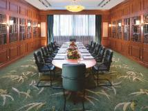 The Excelsior Hong Kong: meeting room