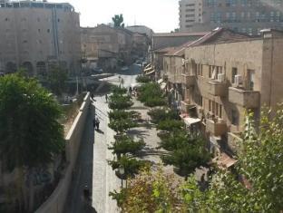 Palatin Hotel Jerusalem - View