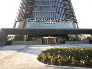 Eurostars Madrid Tower Hotel Madrid - Hotel Aussenansicht
