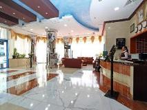 Jormand Hotel Apartments: reception
