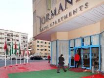 Jormand Hotel Apartments: exterior