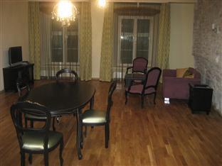 Pikk 49 Residence Tallinn - Living room