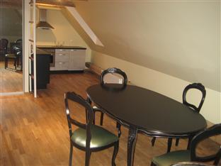 Pikk 49 Residence Tallinn - Suite - dining area