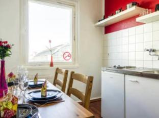Alexanderplatz Apartments Berlin - Kitchen