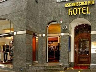 Askanischer Hof Berlin - Extérieur de l'hôtel