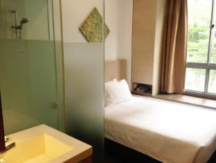 Aqueen Hotel Balestier Singapur - Habitación