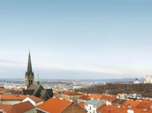 Hotel Theatrino Praag - Uitzicht