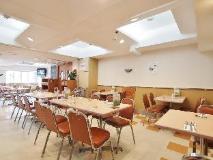 Caritas Lodge: restaurant