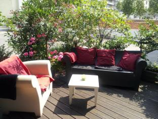 Sorat Hotel Ambassador Berlynas - Balkonas / terasa