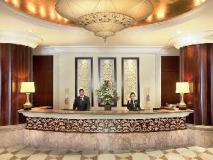 City Seasons Suites: reception