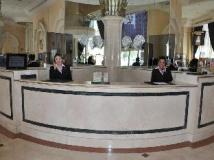 Grand Continental Flamingo Hotel: reception